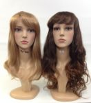 Brunette And Blonde Two Pack Wigs
