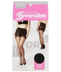 Queen Size Reversible Sheer Pantyhose 4769