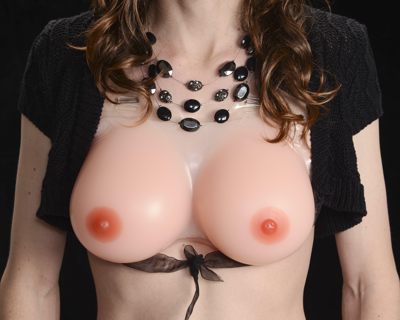 Трансвестит с силиконом 5 фотография