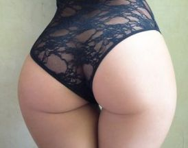 Crossdresser nice ass