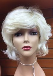 Marilyn Platinum Wig